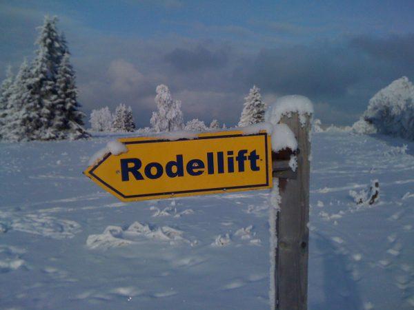 Rodelgaudi & Hüttenabend